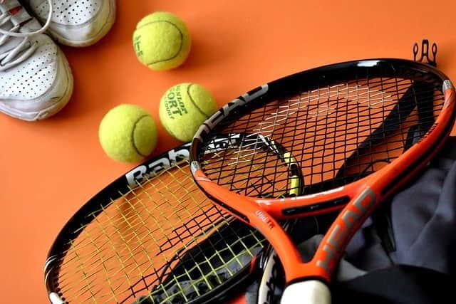 Теннис ракетки фото