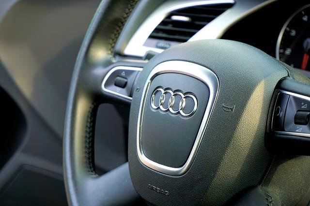 Авто Audi фото