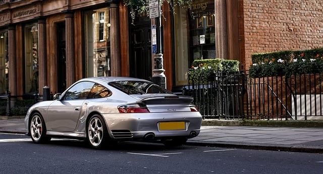 Авто Porsche фото