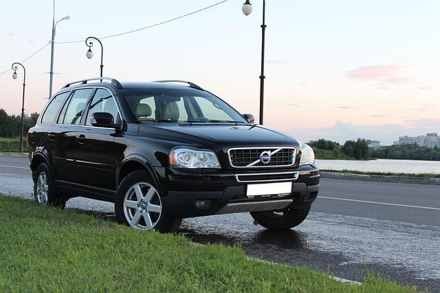 Avto Volvo
