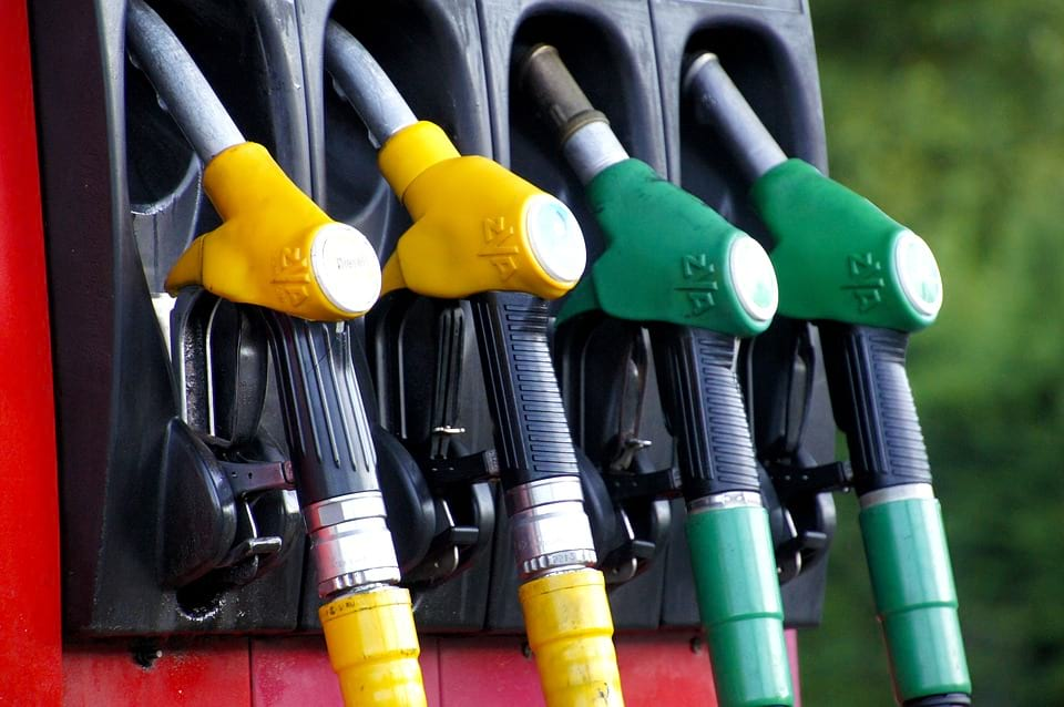 Бензин АЗС картинка