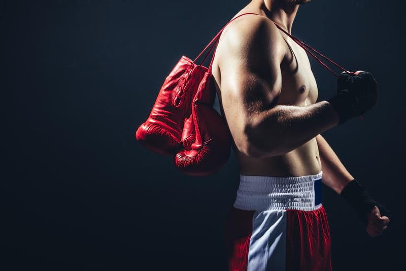 бокс, спорт боксер фото