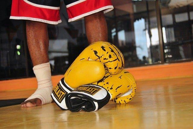 профессиональный боксер фото