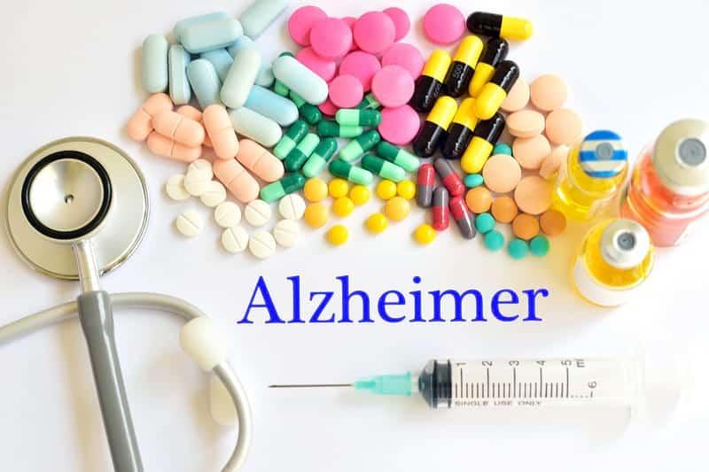 Болезнь Альцгеймера картинка