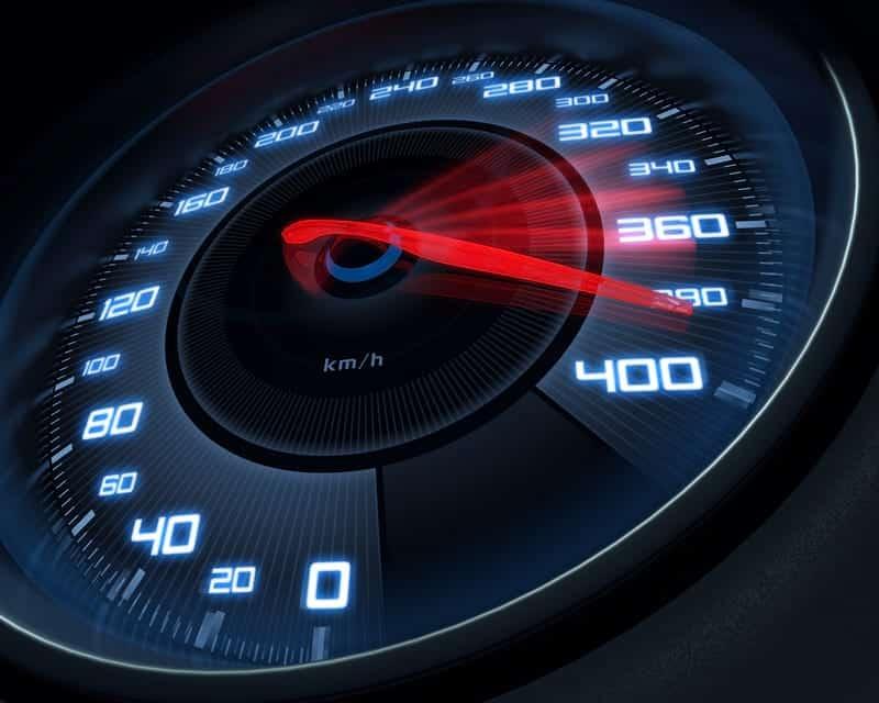 Скорость изображение