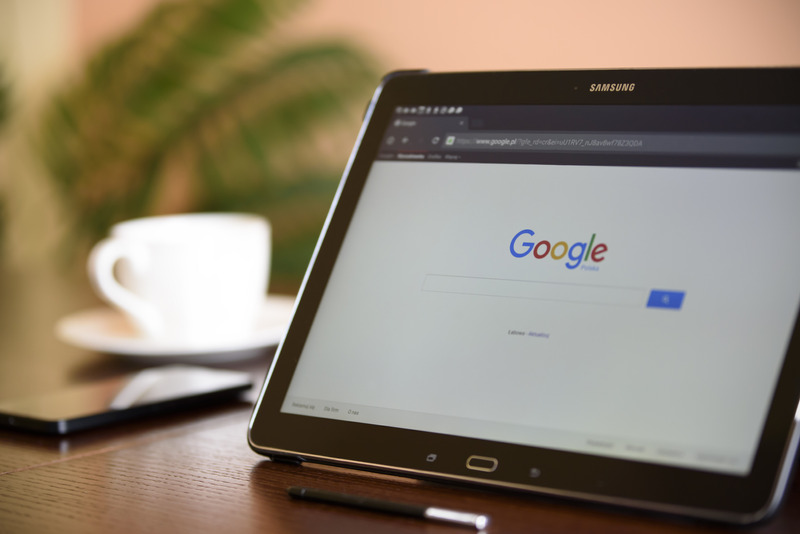 ноутбук google страничка поисковик картинка