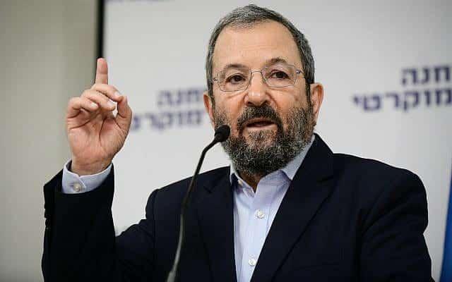 Эхуд Барак фото