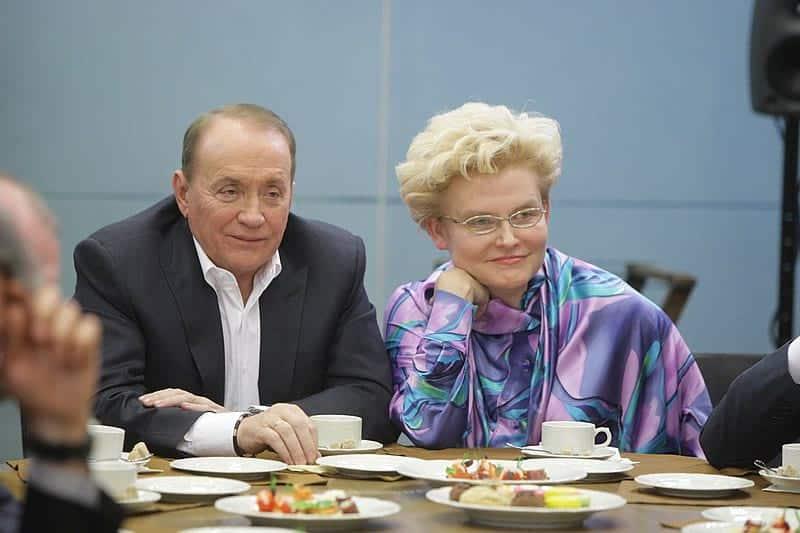Elena Malysheva i Aleksandr Maslyakov