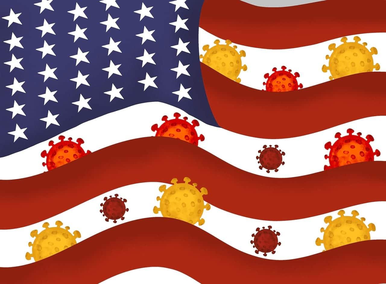 Эпидемия коронавируса в США фото