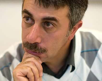 Evgenij Komarovskij