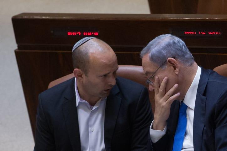 нетаниягу беннет израиль фото