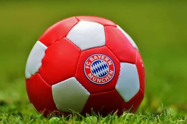 мяч Бавария фото