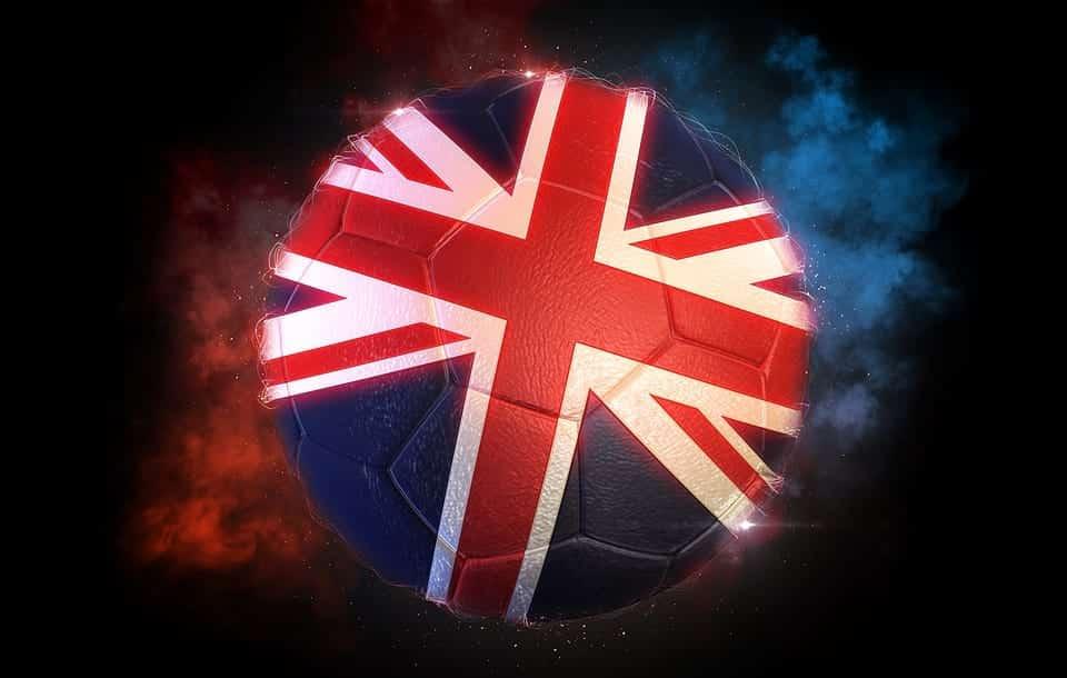 футбол великобритания мяч картинка