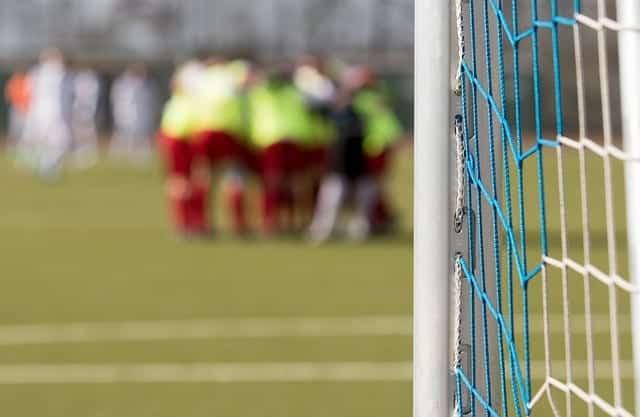 футбол. стадион команда фото