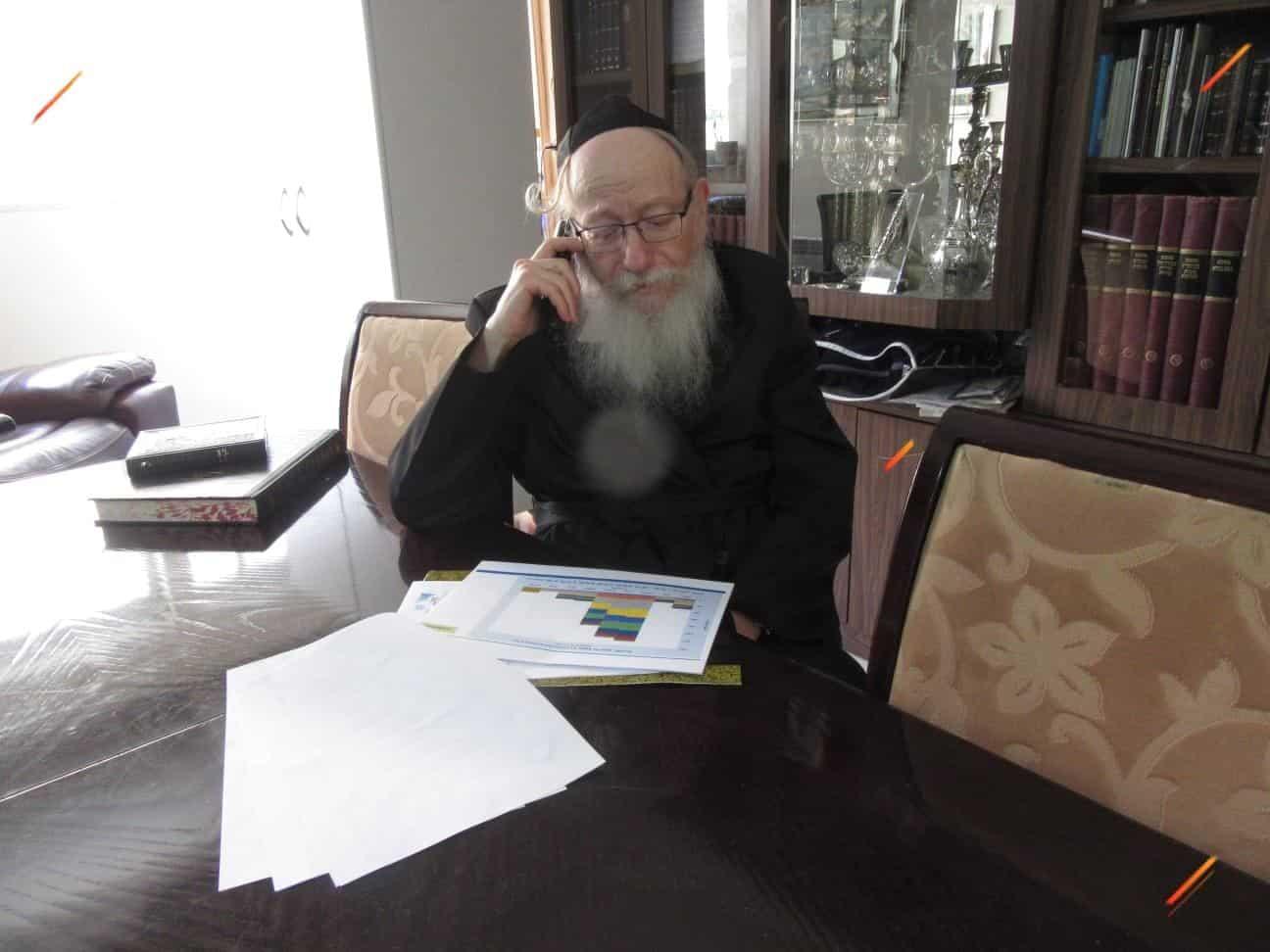 Glava Minzdrava YAkov Litsman pomeshhen v karantin