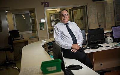 Глава медицинского центра Хадасса Зеев Ротштейн фото