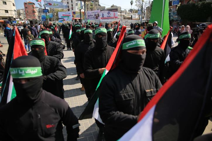 ХАМАС Сектор Газы фото
