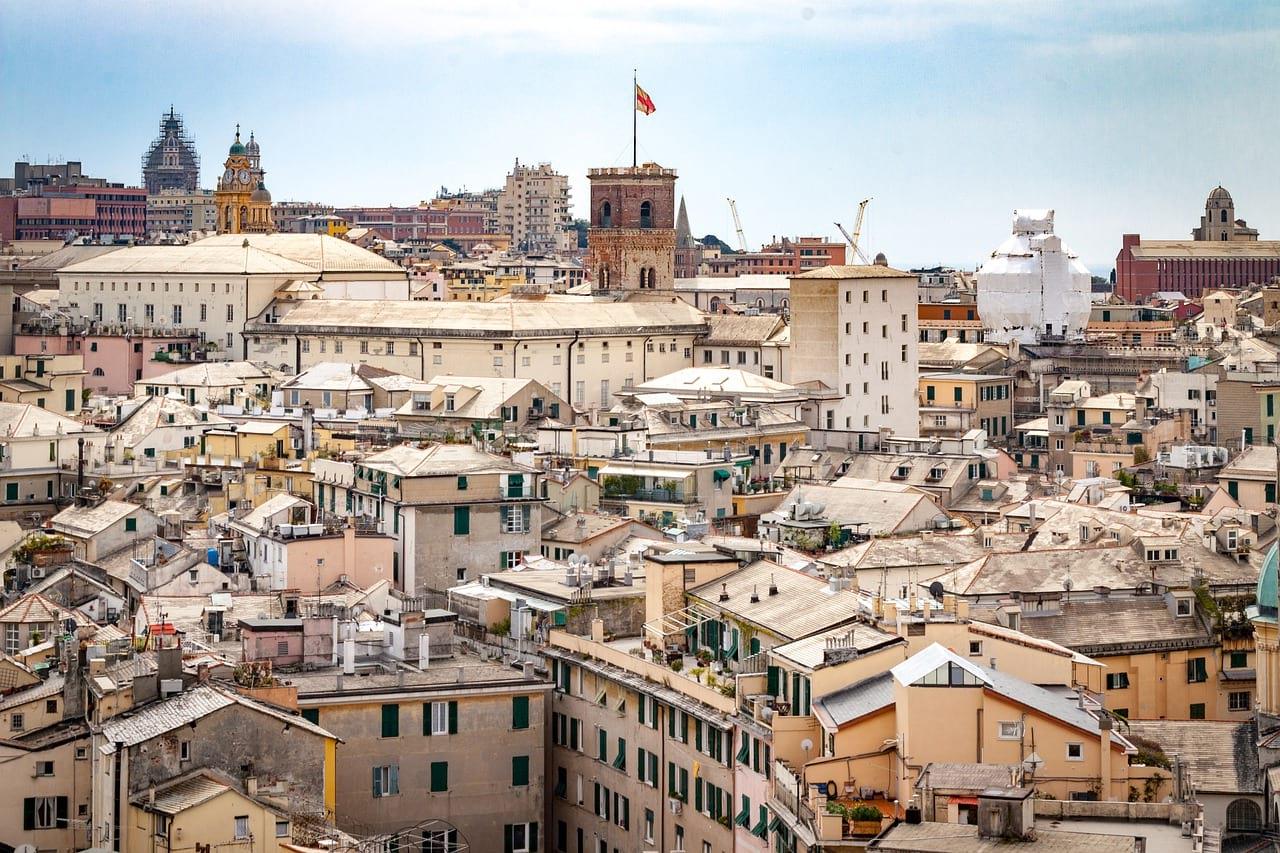 Италия город картинка