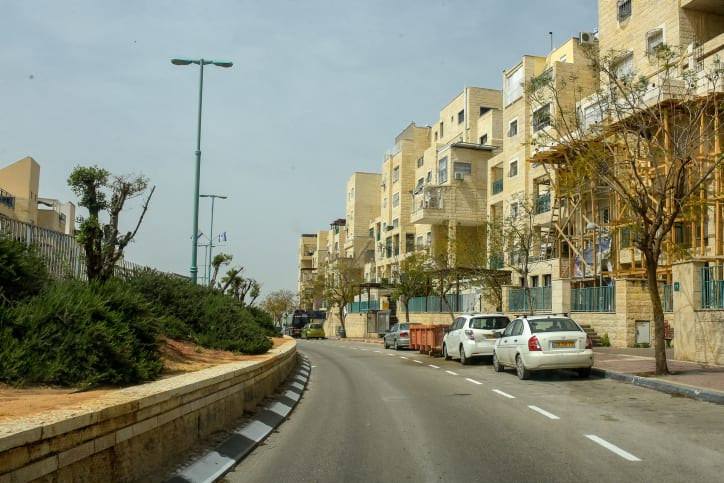 израиль дорога дома фото