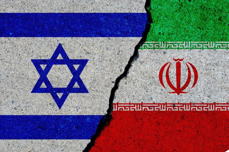 израиль иран конфликт изображение