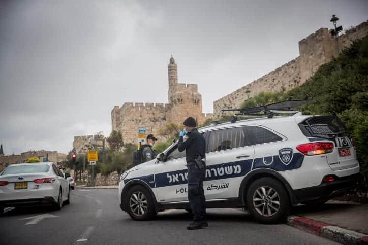 Izrailskaya politsiya 1