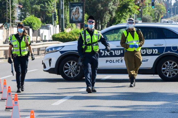 Израильская полиция фото