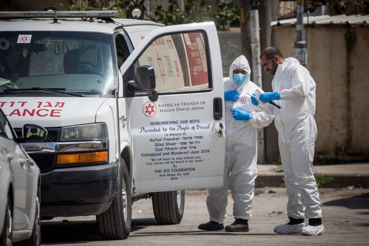 Обрушился подъемный кран: на стройке в Ор-Акива погиб мужчина