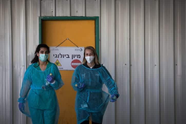 медики Израиль фото