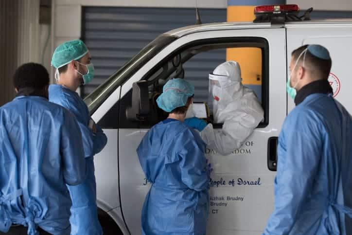 израильские медики фото