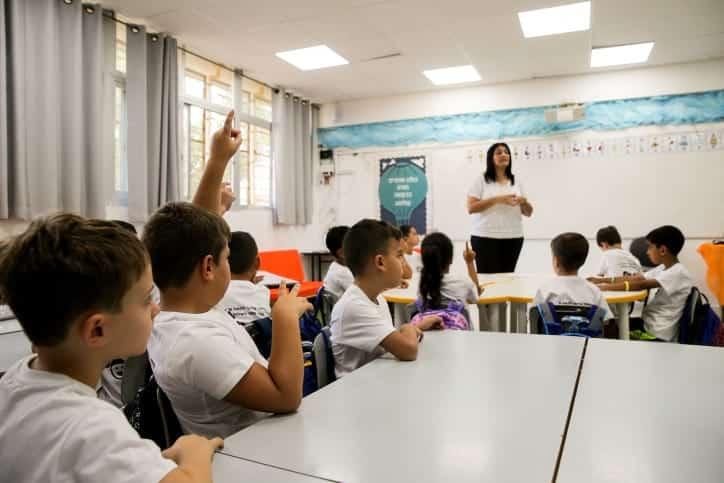 Израильские школьники фото