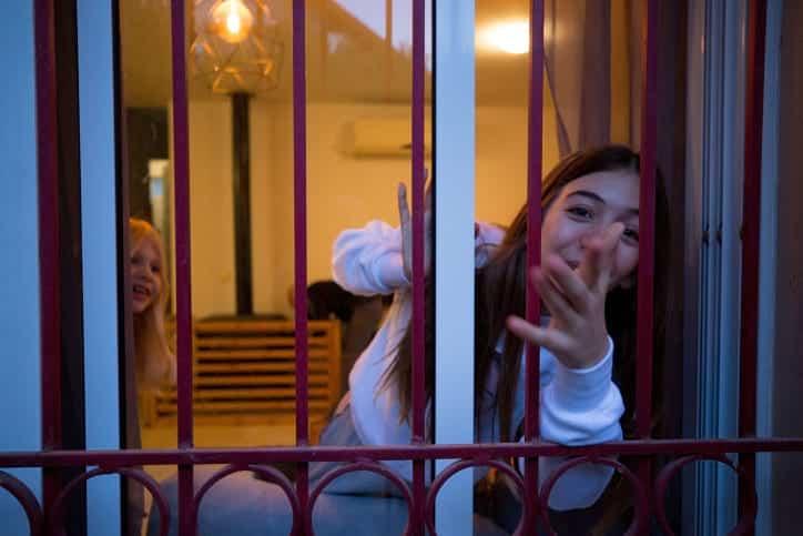 Израильтяне в самоизоляции фото