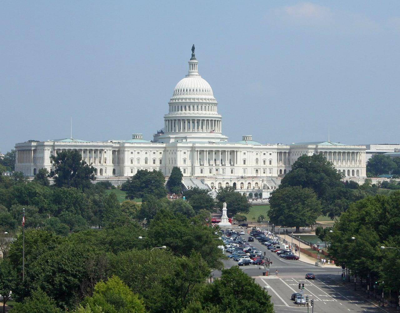 В США оценили ущерб от штурма Капитолия