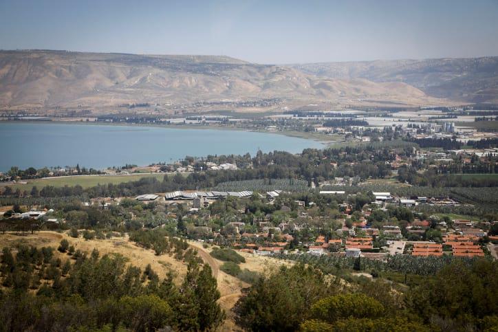 Уровень воды в Кинерете продолжает стремительно расти