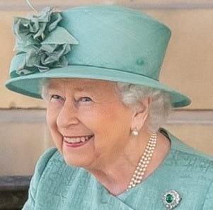 Королева Елизавета II фото