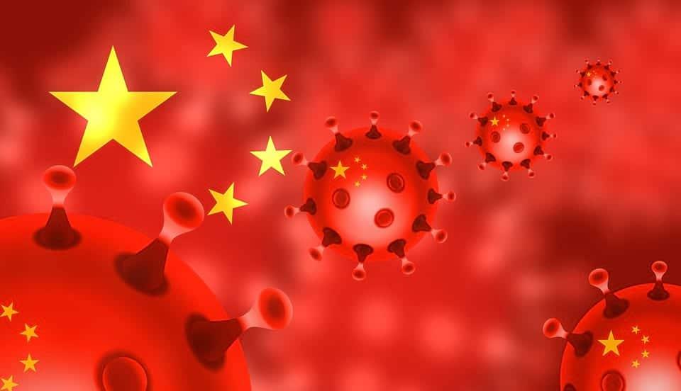 Коронавирус Китай фото