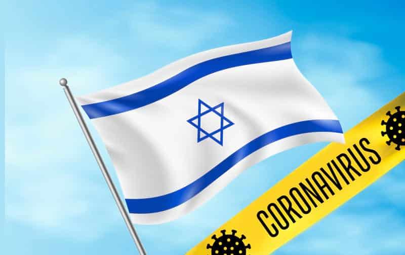 Коронавирус в Израиле фото