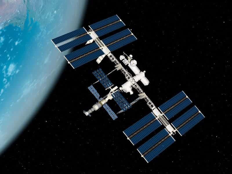 МКС космос изображение