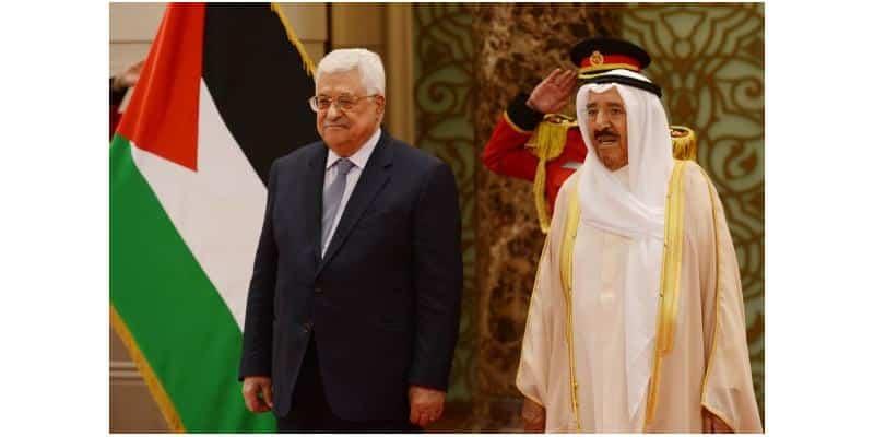 Махмуд Аббас и король Саудовской Аравии фото
