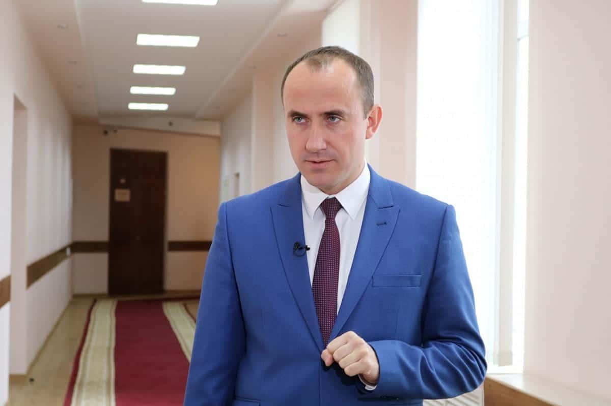 Mer Gelendzhika Aleksej Bogadistov