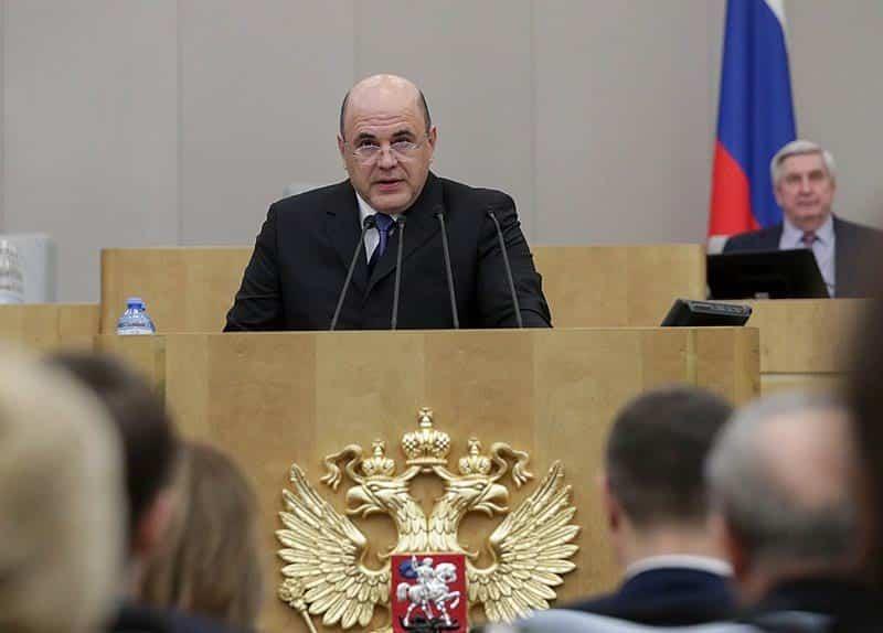 Mihail Mishustin