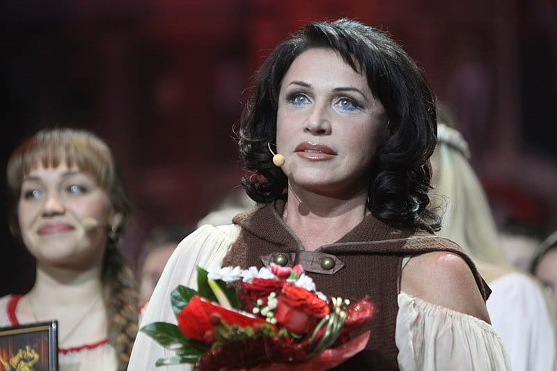 Nadezhda Babkina 1