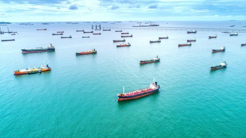 танкер нефть фото