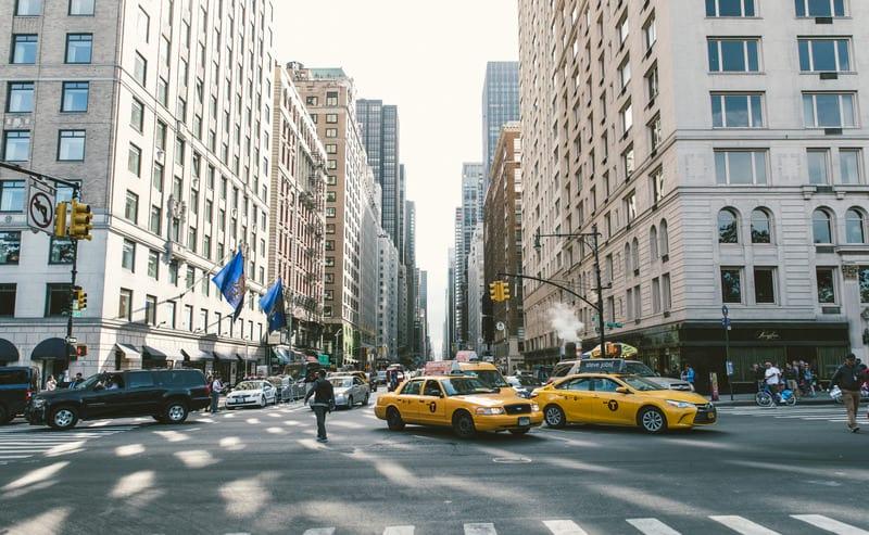 нью-йорк улица фото
