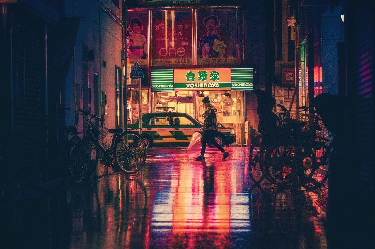 Osaka YAponiya