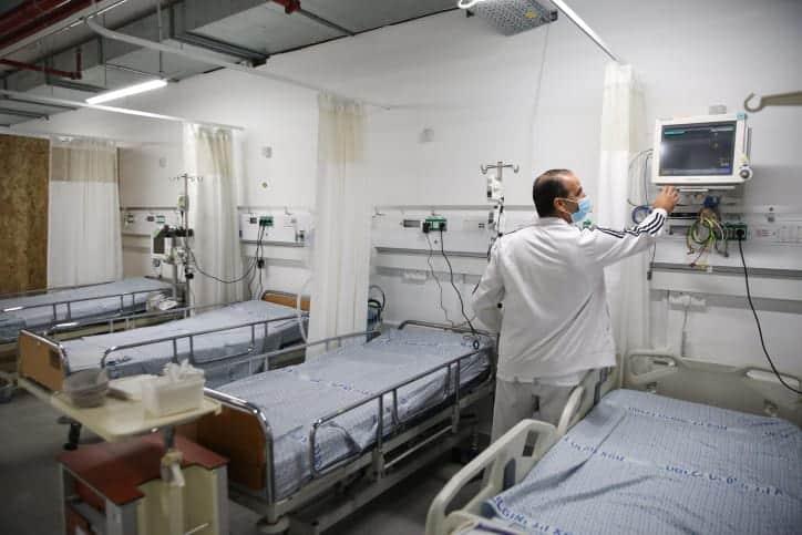 Otdelenie bolnitsy v Ttsfate