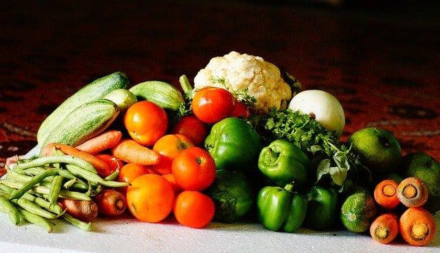 овощи помидоры перец фото