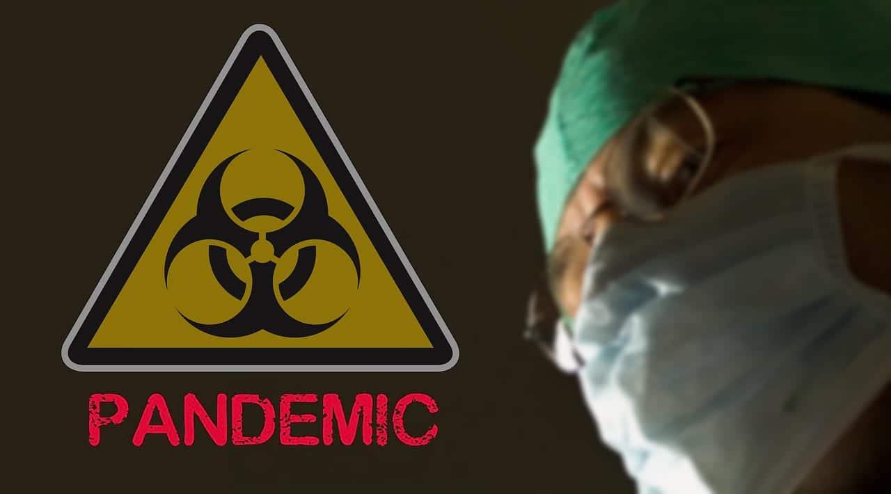 Пандемия изображение