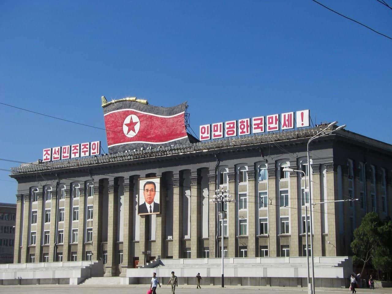 пхеньян северная корея фото