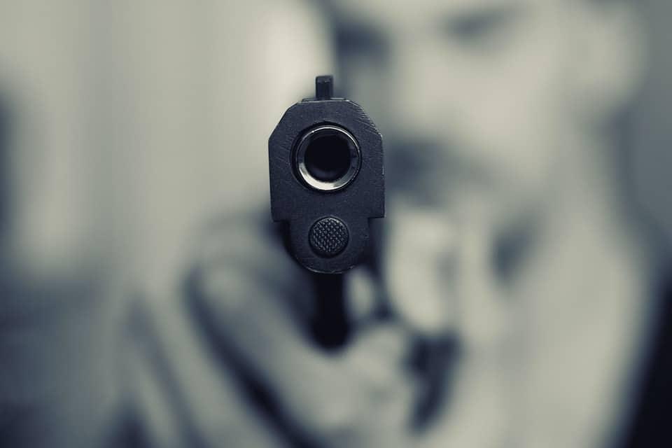 пистолет дуло фото