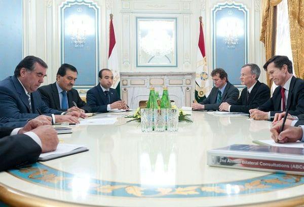 Prezident Tadzhikistana Emomali Rahmon